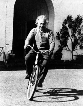 einstein_bicicleta